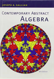 buy contemporary abstract algebra book online at low prices in