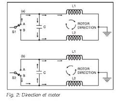 diagrams 485291 reversing single phase motor wiring diagram