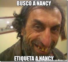 Nancy Meme - busco a nancy etiqueta a nancy meme de feo satan imagenes