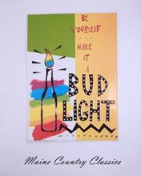 bud light tin signs bud light beer anheuser busch budweiser advertising wall decor metal
