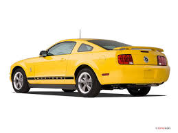 ford mustang 2007 specs 2007 ford mustang specs and features u s report