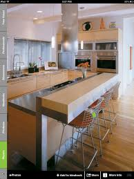 Kitchen Islands Bars Raised Island Bench Kitchen Ideas Pinterest Island Bench