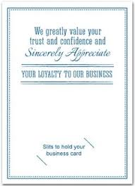 thank you cards with slits for business card business greeting