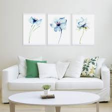 popular floral canvas wall art buy cheap floral canvas wall art