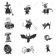 Halloween Cartoon Drawings Devil S Bones Stock Photos Royalty Free Devil S Bones Images And