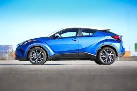 ok google toyota 2018 toyota c hr reviews and rating motor trend