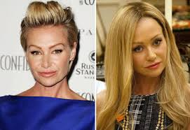 portias hair line did portia de rossi have plastic surgery today s news our take