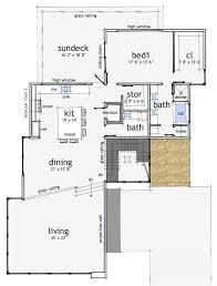 plano nivel superior casa moderna 3 planos de viviendas planos