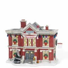 department 56 dickens pole snow collectibles