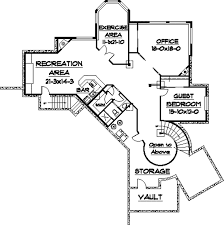 Level Floor Kemper Hill Mountain Home Plan 101s 0003 House Plans And More