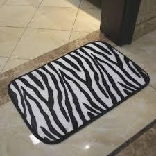 Zebra Bath Rug Charming Zebra Bath Rug Zebra Print Rug Zebra Print Bathroom Rug
