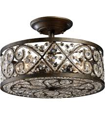 Flush Lighting Fixtures Semi Flush Lighting Fixtures For Hallway Foyer Ls