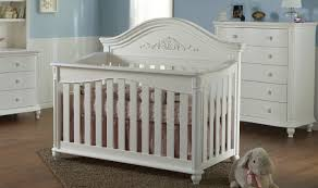 Crib White Convertible by Bed U0026 Bedding Tremendous Design Of Pali Crib For Nursery
