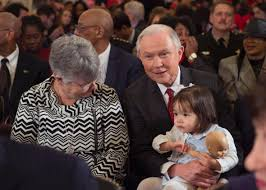 Senators Wife by Jeff Sessions U0027 Granddaughter Was The Big Story In Conservative