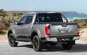 nissan trucks black nissan introduces navara n sport black edition forcegt com