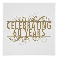 celebrating 60 years celebrating 60 years together gifts on zazzle