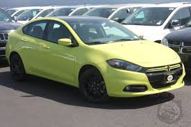 lime green dodge dart is this the best car for 16k why do you think the dodge dart isn