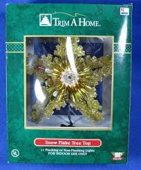 lighted christmas star tree topper elegant western christmas star