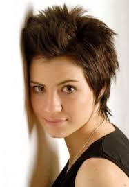 360 short hairstyles short hairstyles short spiky hairstyles for women