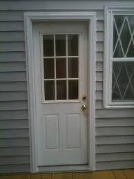 Exterior Door Casing Replacement Stunning Exterior Door Molding Photos Decoration Design Ideas