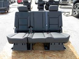 Toyota 60 40 Bench Seat 2nd Row Seats Ebay