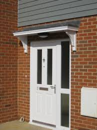 door porch canopy u0026 period timber canopy cottage style front door