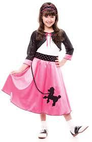50 u0027s jitterbug fancy dress costume for girls dg069682 karnival