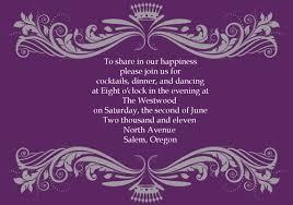Purple Wedding Invitations 34 Elegant Purple Wedding Invitation Designs Vizio Wedding