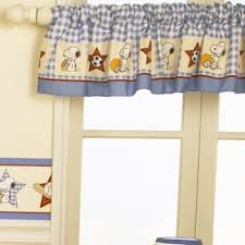 Soccer Curtains Valance Soccer Valances Kitchen Curtains Wayfair