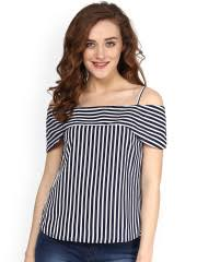 shoulder tops shoulder tops buy shoulder tops online in india myntra