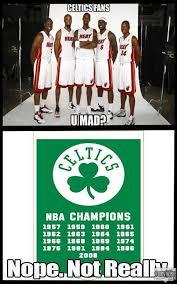 Celtics Memes - celtic fans are not mad meme