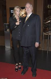 john cleese and wife jennifer wade together at 55th rose d u0027or
