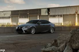lexus is 250 lowered clean and crisp lexus is with niche wheels