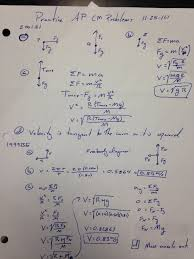 ap physics 1 class notes ms haber u0027s science