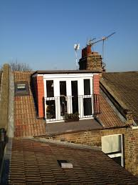 Dormer Window With Balcony Loft Conversions