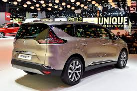 renault espace f1 new renault espace is different yet the same fresh photos