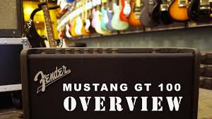 fender mustang guitar center fender mustang gt 100 amp overview isaacturner guitar center