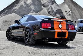 Black Chrome Wheels Mustang Foose Wheels U0026 Rims From An Authorized Dealer Carid Com