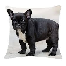 pug home decor fashion cute pug french bull dog cushion cover home decor chair
