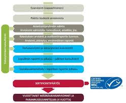 Bureau Veritas Lyhyesti Msc Sertifiointi