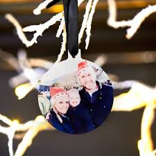 memorable photo hanging tree decoration by pushka gifts