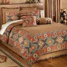 Southwest Bedroom Furniture Southwestern Bedding Pretty Home