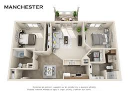 Floor Plan Of An Apartment Wyndham Lake Villas Rentals Green Bay Wi Apartments Com