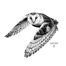 owl tattoo sketches more information