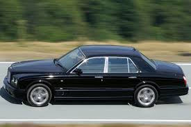 black bentley sedan bentley arnage saloon review 1998 2009 parkers