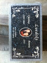 flat headstones for flat granite headstone archives american headstones