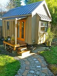 tiny house movement takes downsizing to the extreme home and