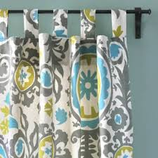 Tab Top Button Curtains How To Make Tab Top Curtains Ofs Maker S Mill