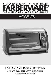 Toastmaster Toaster Oven Broiler Manual Search Toaster User Manuals Manualsonline Com