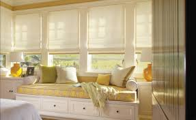 Drapes For Bay Window Pictures Awesome Bay Window Window Treatments On Bay Window Treatment Ideas